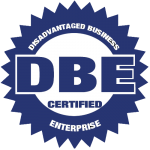 DBE Certified Disadvantaged Business Enterprise
